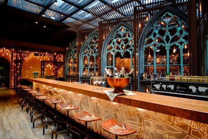 Blue Mustard Restaurant-Bar 2
