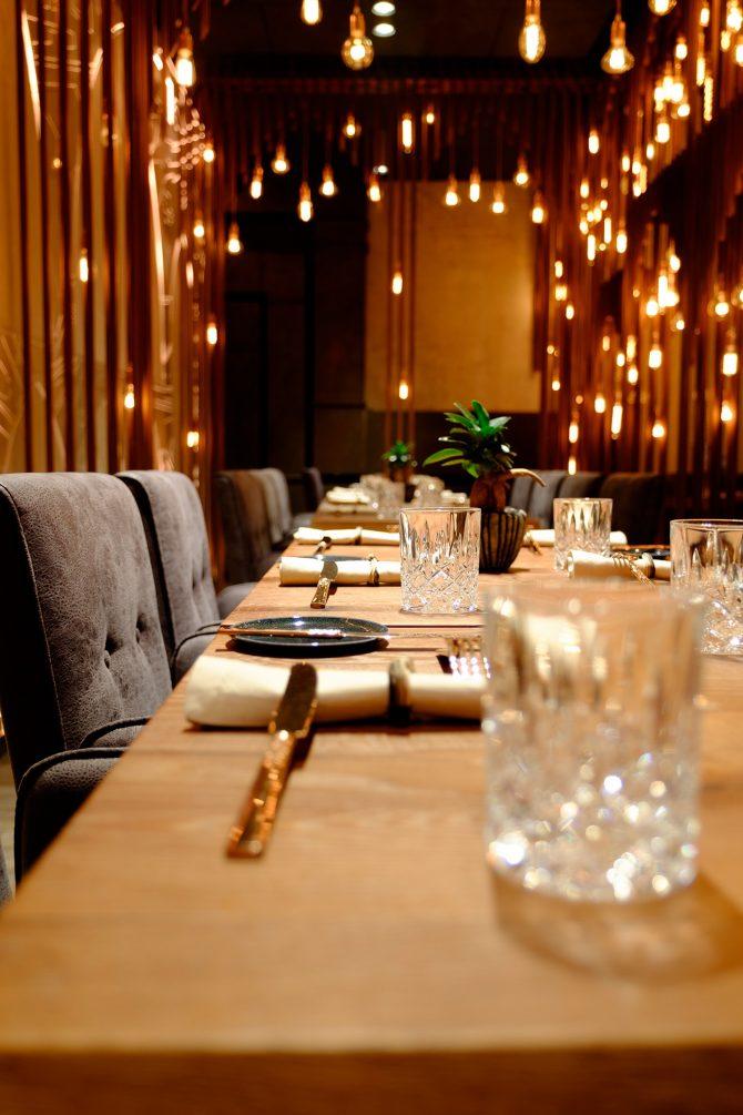 Blue Mustard Restaurant-Interior