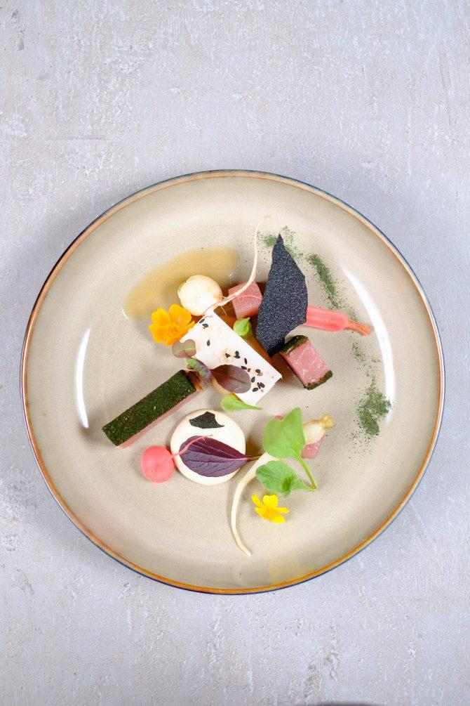 Blue Mustard Restaurant-Speise 2